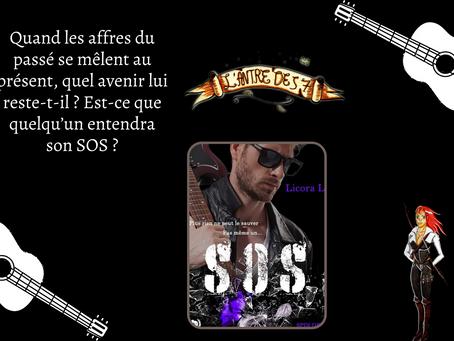 SOS écrit par Licora L.