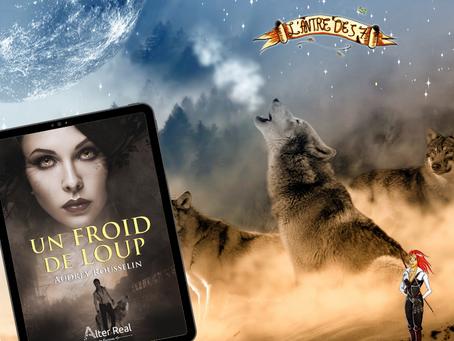 Un froid de loup, écrit par Audrey Rousselin