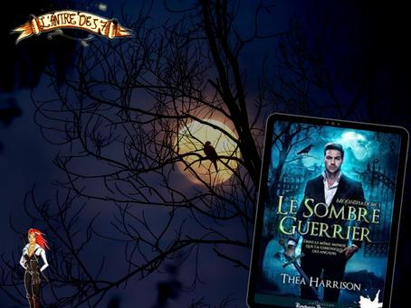 Moonshadow, tome 1 : Le sombre guerrier, écrit par Théa Harrison