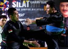 Malaysia juara keseluruhan Kejohanan Silat Asia Tenggara 2017