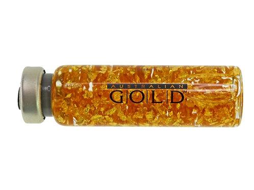 Large Gold Bottle
