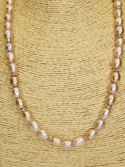 Natural Freshwater Pearl Set