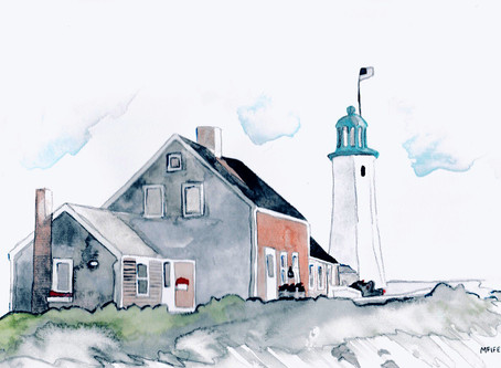 Lighthouse Art Prints