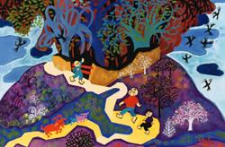 Immigrant Art Belle Yang