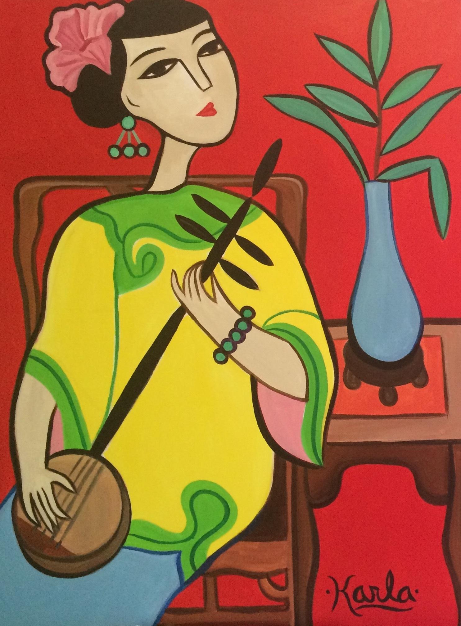 Singaporean Lady