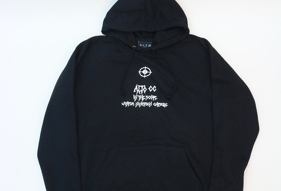 Scope Hooded Sweat