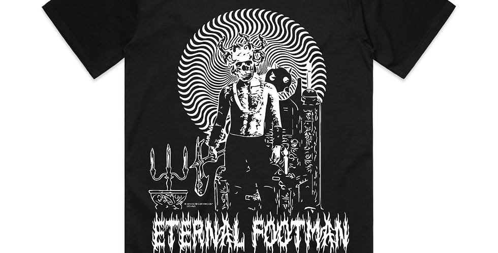 Eternal Footman Reversed Tee
