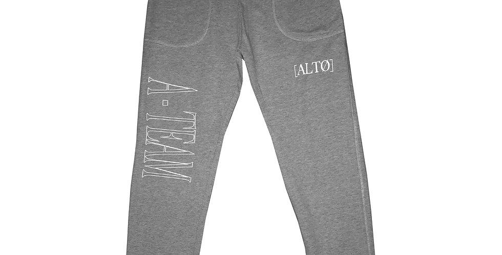 Grey A-Team Sweatpants