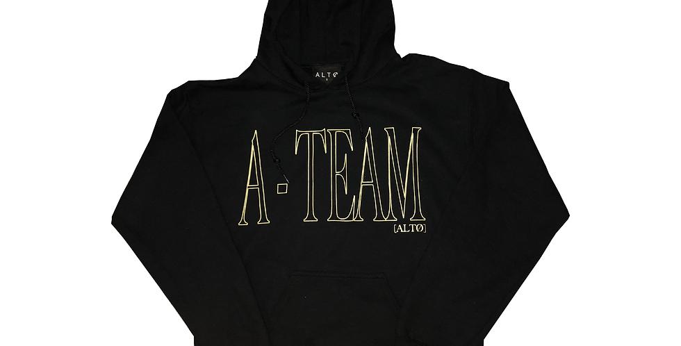 Black A-Team Hoodie