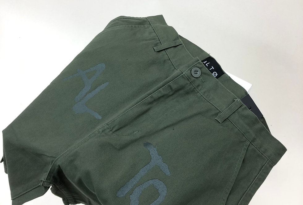 Broken Cargo Shorts