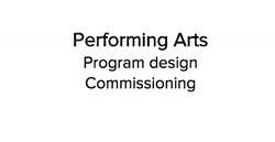 Performing Arts Services