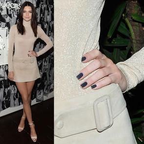 Kendall Jenner  Calvin Klien 2015 OPI
