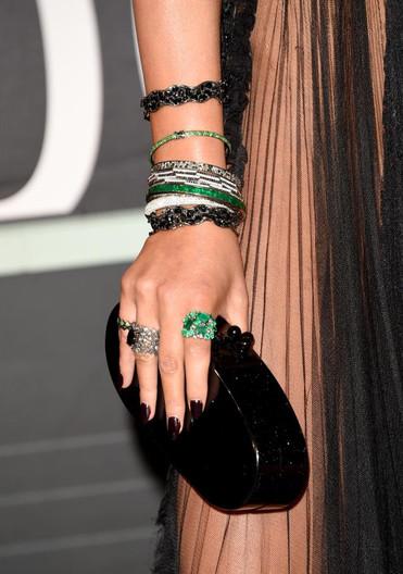 Chrissy Teigen MTV Video Music Awards 2015 Color Club 'Killer Curves'