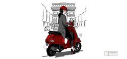 dessin parisian entrepreneur 2650x1234