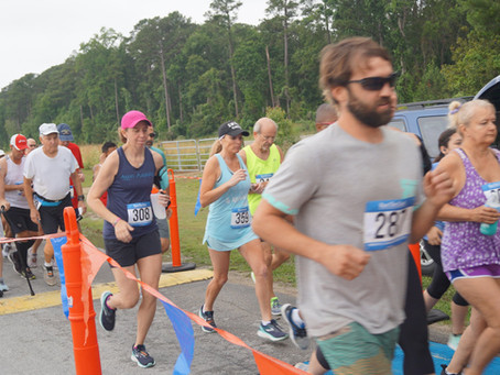 CarolinaEast Health System Run For The Shelter Run To Help End Domestic Violence