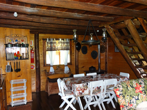 Cozinha Chalé dos Pôneis