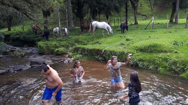 Banho no Riacho