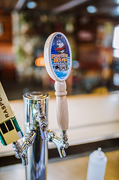 Local Beers on Tap at The Lakehouse