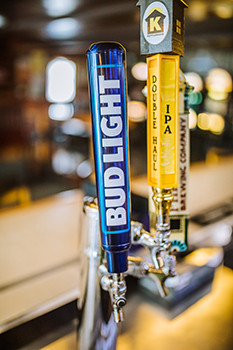 Bud & IPAs on Tap at The Lakehouse