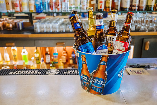 Bucket o'Beers at The Lakehouse