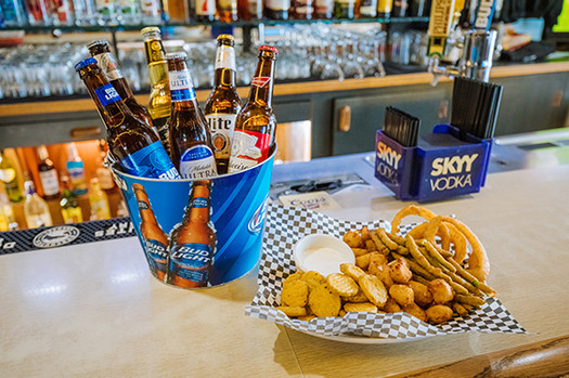 Appetizer & Beer Baskets