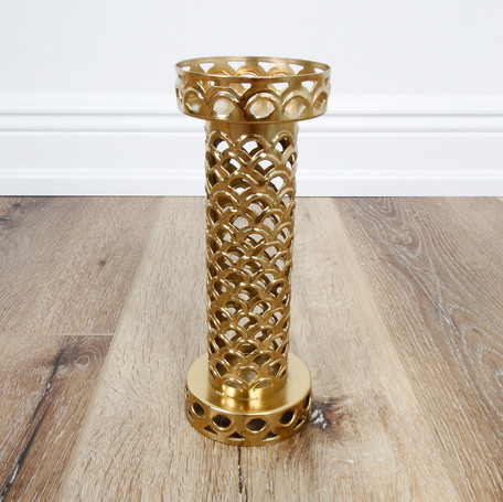 Geometric Candle Holder - Large