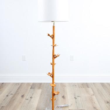 "Funky Floor Lamp  57"" x 14"""