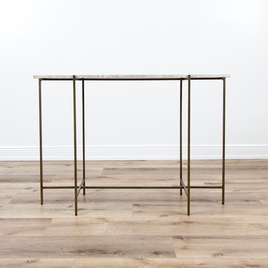 "Aaron Brz Console Table  43""H x 30.5""W x 15""D"