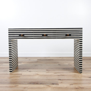 "Sasha Console Table  52""W x 32""H x 18""D"