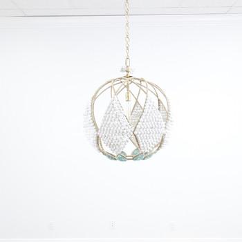 Adelaide Beaded Sphere