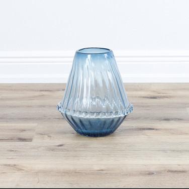 Blue Persuasio Vase