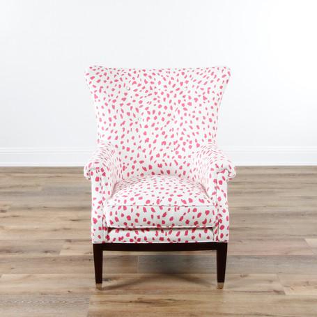 """Callahan Chair  35.5"""" x 35"""" x 43"""""""