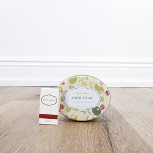 Anjou Pear Candle Tin