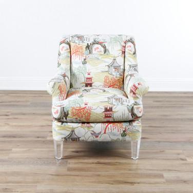 """Wilson Chair  33.5"""" x 34.75"""" x 37.25"""""""