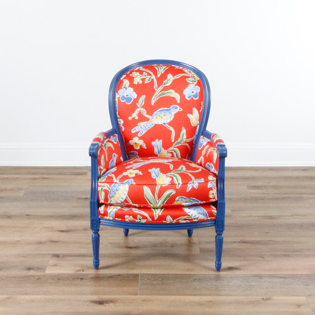 "Germaine II Chair  27"" x 30"" x 68"""