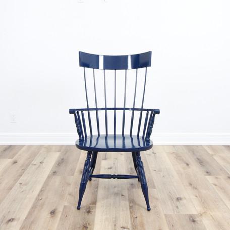 Captain's Chair - Royal Blue