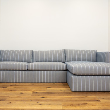 "Jacobs Sectional  122"" x 66"" x 32"""