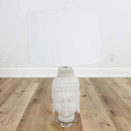 "30"" Buddha Lamp"