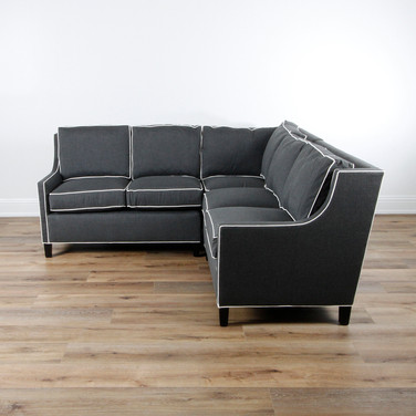 "Joie Sectional  84.4"" x 35"" x 34.5"""