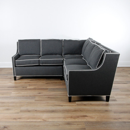 """Joie Sectional  84.4"""" x 35"""" x 34.5"""""""