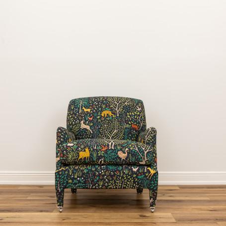 """Kate Chair  28"""" x 33"""" x 34"""""""
