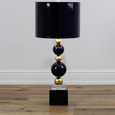 "29"" Sheridan Table Lamp - Indigo Blue"