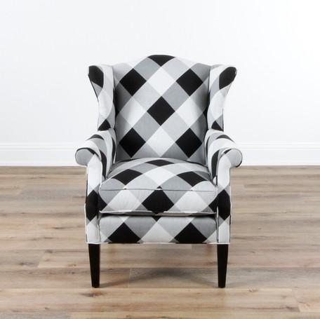 "Bradford Chair  25"" x 31"" x 40"""