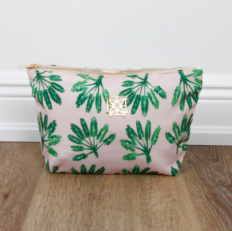 Little Palms Cosmetic Bag
