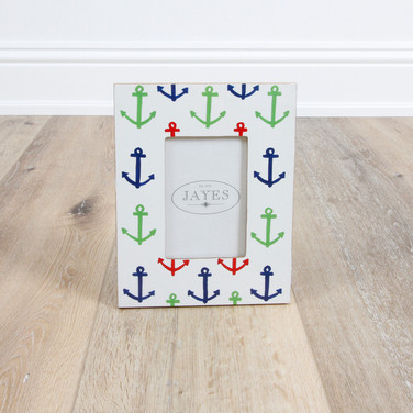 """Anchors Picture Frame 4"""" x 6"""""""