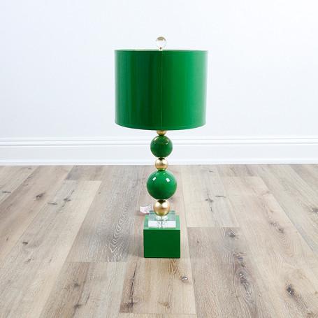 """29"""" Sheridan Table Lamp - Kelly Green"""