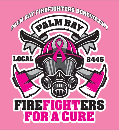 Palm Bay Firefighters For the Cure  ArtLab T-Shirts Palm Bay Melbourne FL.jpeg