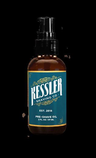 Pre-Shave Oil,  Shave Oil, Men's Shaving, Kessler Shaving