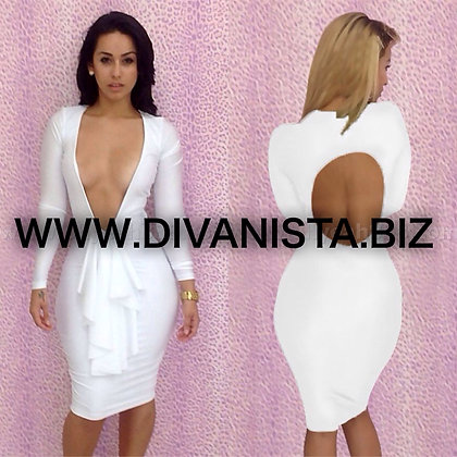 White Crush Dress