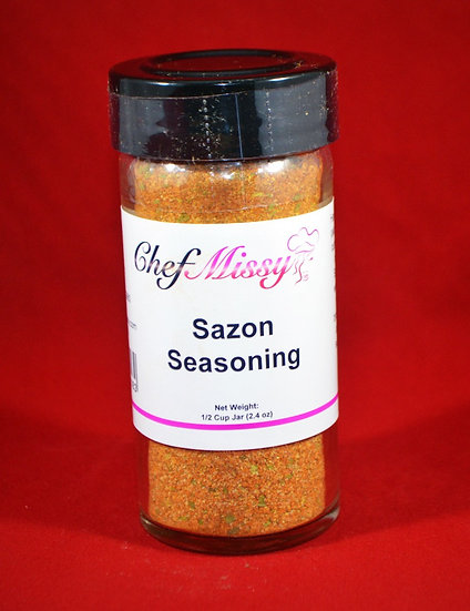 Chef Missy Sazon Seasoning